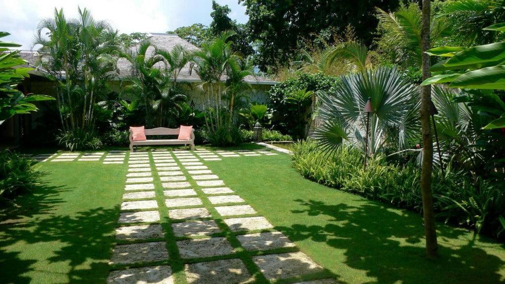 cảnh quan sân vườn