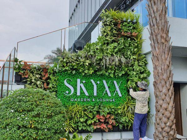 Quán Bar Skyxx ( Tòa Nhà Tổng Lảnh Sự Quán Đức Q1 )